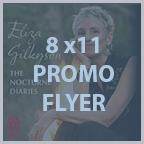 Eliza Promo Flyer